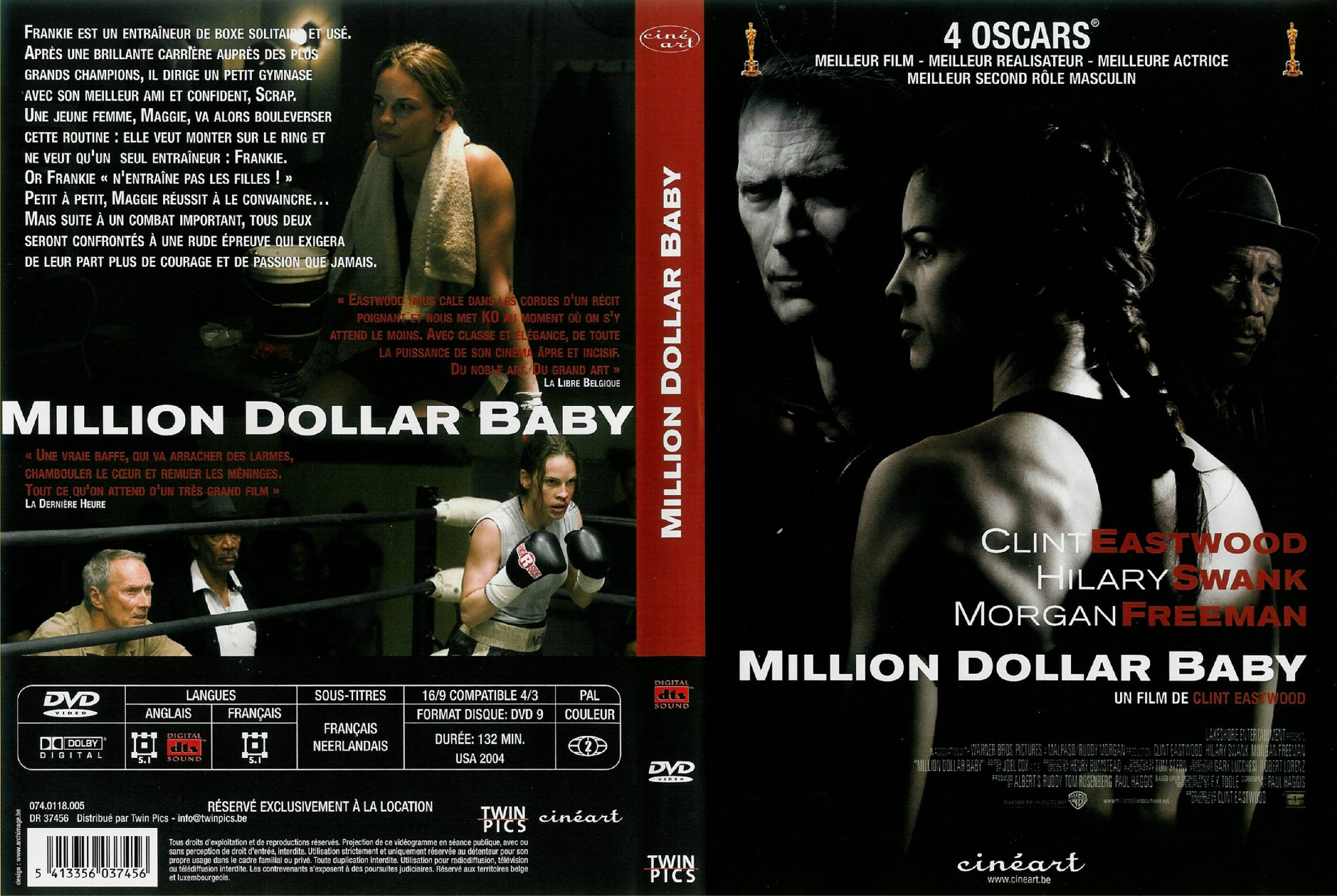 a review of million dollar baby a sports drama film by clint eastwood Million dollar baby is a million times if you see that film a but this screenplay would be nothing without the fantastic direction by clint eastwood.