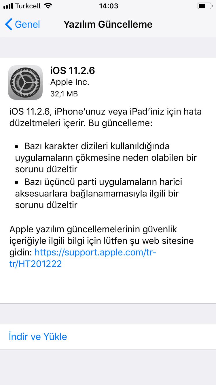 iPhone Temiz Bir Yazılım Yükleme İşlemi | iPhone'unuza Özel