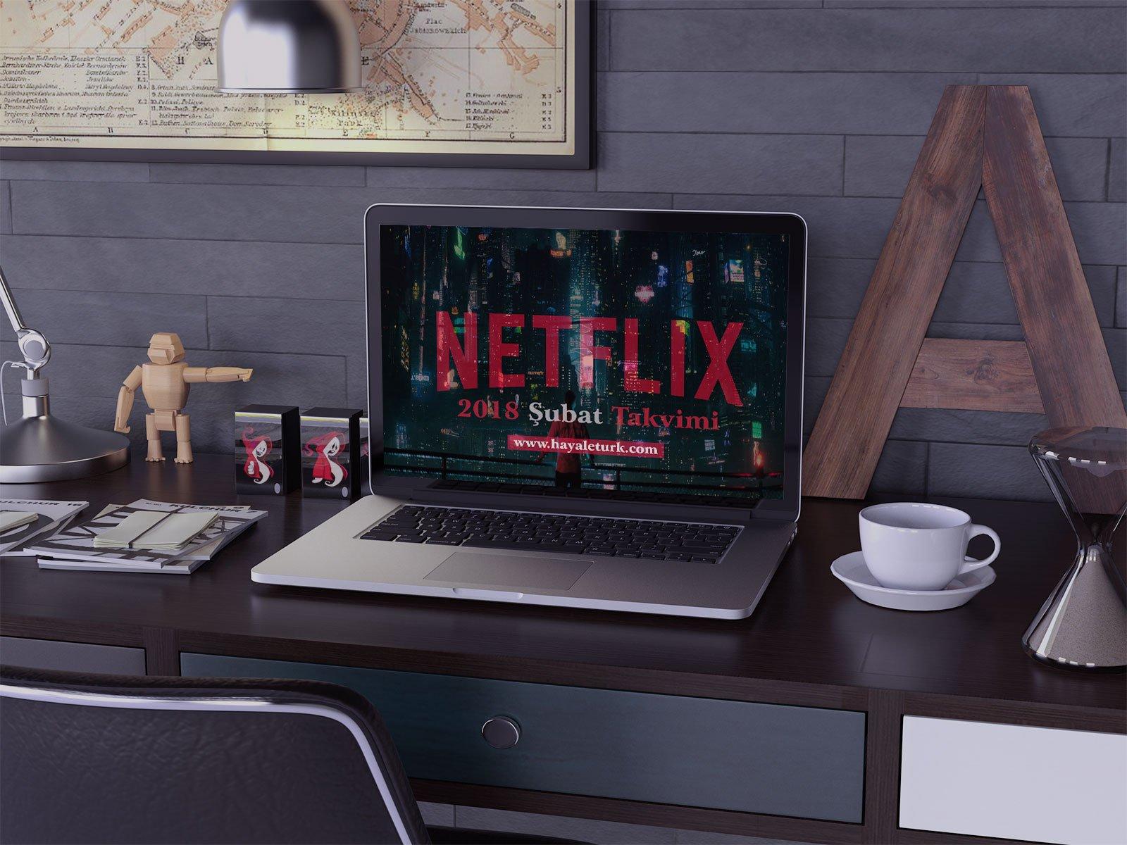 Netflix Türkiye 2018 Şubat Ayı Takvimi