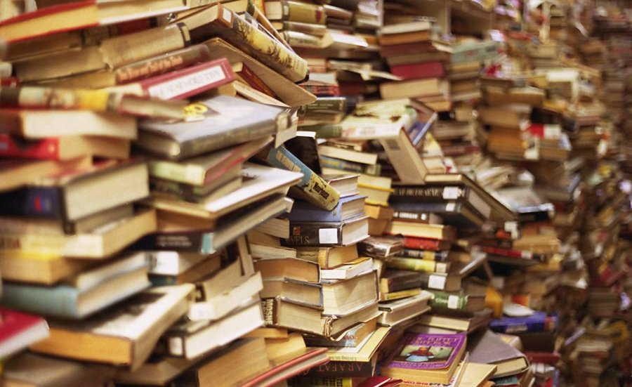 Türkiye'de Geçen Yıl 58 bin 27 Kitap Yayımlandı
