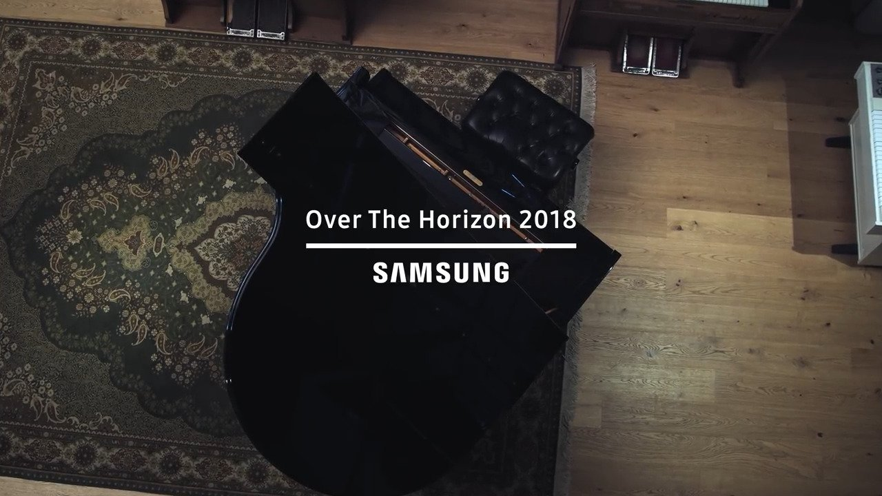 Samsung'un varsayılan melodisinin evrimi
