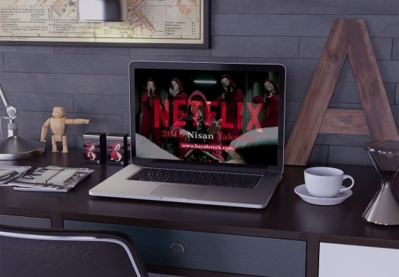 Netflix Türkiye 2018 Nisan Ayı Takvimi