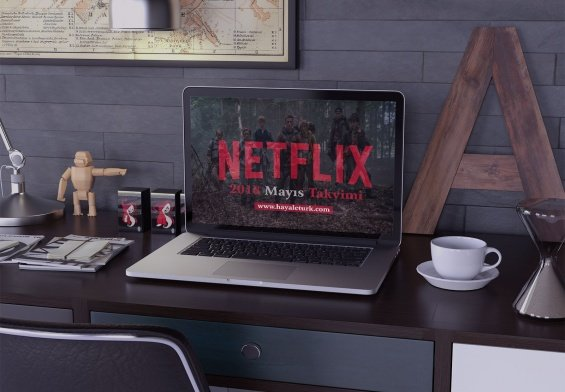 Netflix Türkiye 2018 Mayıs Ayı Takvimi