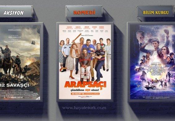 Sinemalarda bu hafta 10 Film Vizyonda 30 Mart - 6 Nisan 2018