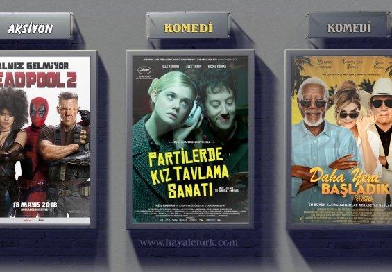Sinemalarda bu hafta 10 Film vizyonda 18-25 Mayıs 2018