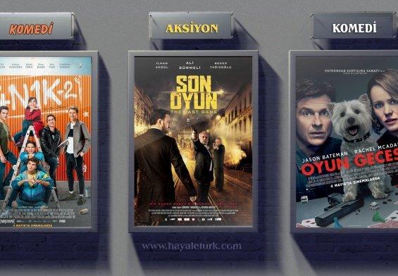 Sinemalarda bu hafta 13 Film Vizyonda 4 - 11 Mayıs 2018