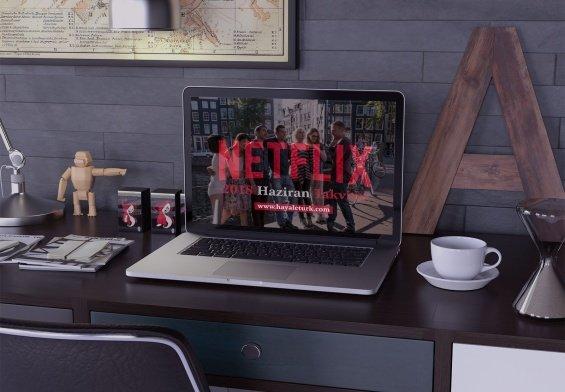 Netflix Türkiye 2018 Haziran Ayı Takvimi
