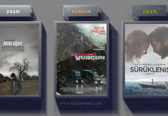 Sinemalarda bu hafta 7 Film vizyonda 1 - 8 Haziran 2018