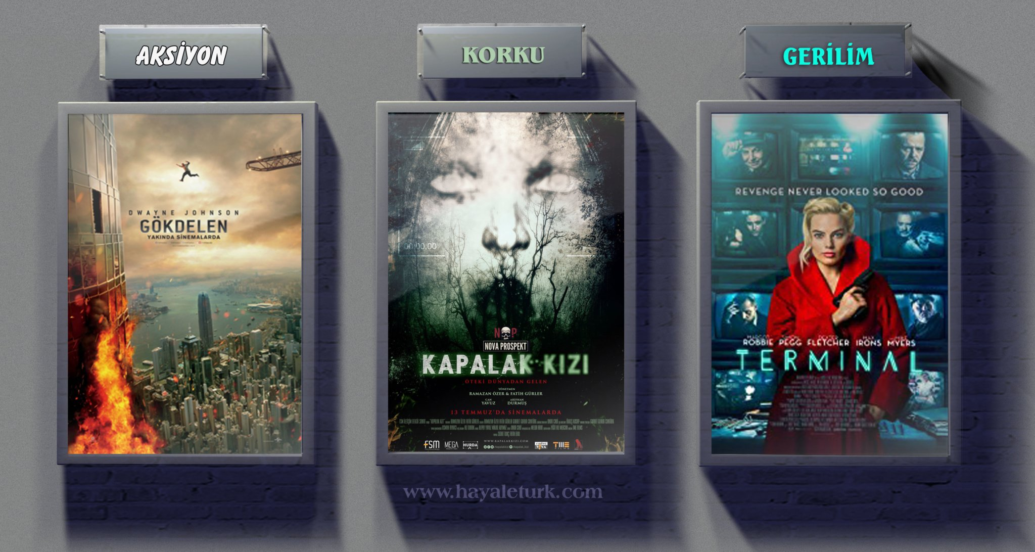 Sinemalarda bu hafta 9 Film vizyonda 13-20 Temmuz 2018