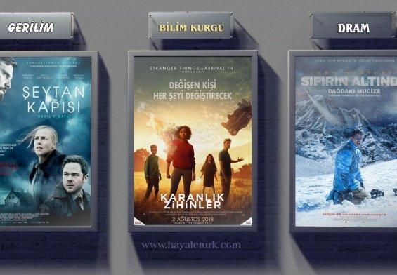 Sinemalarda bu hafta 7 Film vizyonda 3 – 10 Ağustos 2018