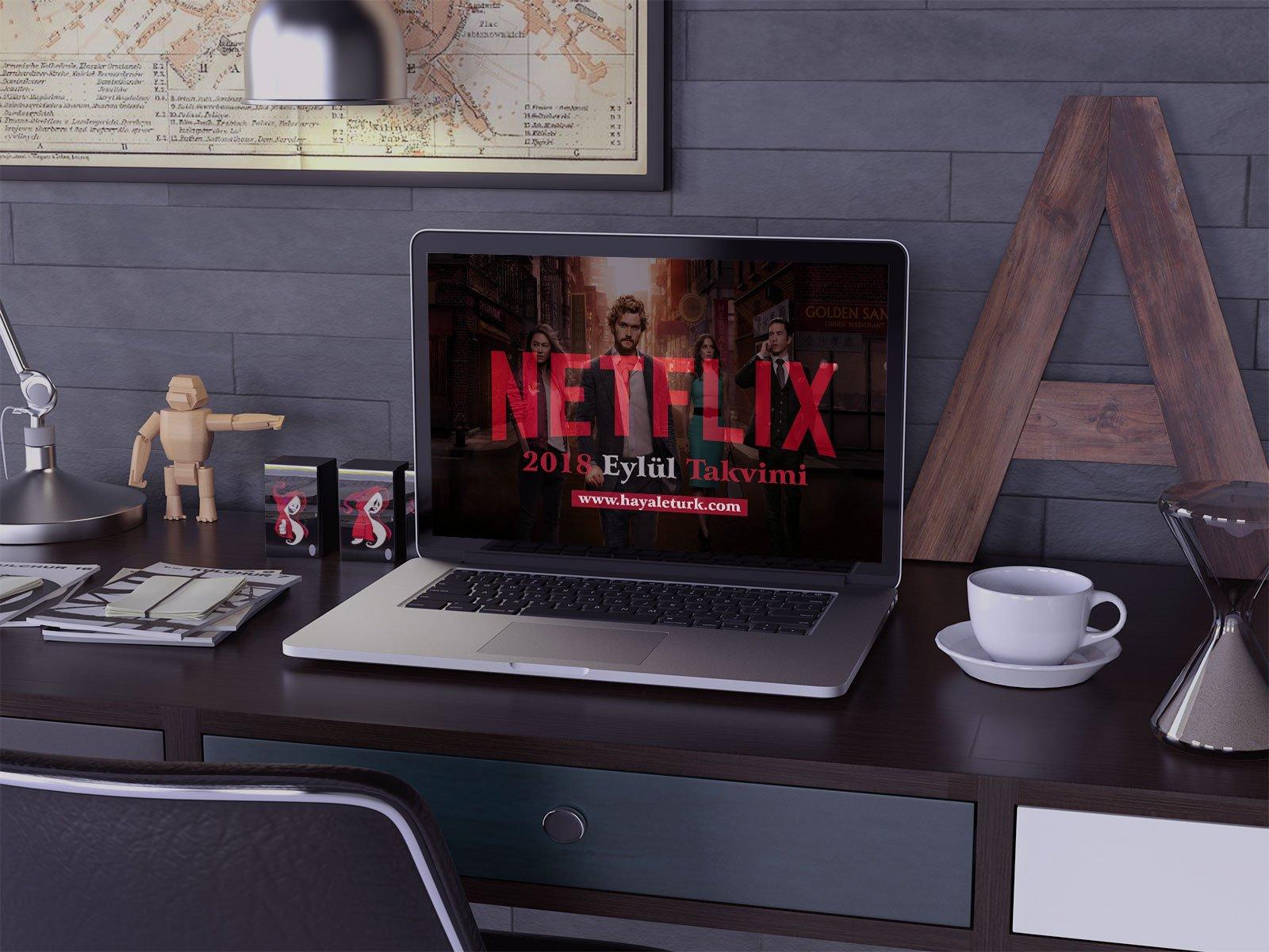 Netflix Türkiye 2018 Eylül Ayı Takvimi