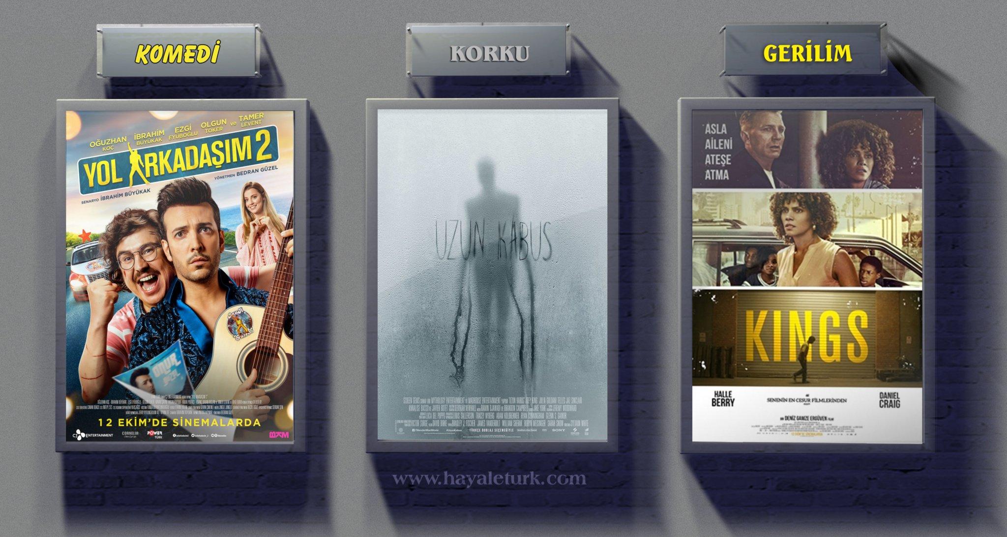 Sinemalarda bu hafta 5 Film vizyonda 12-19 Ekim 2018