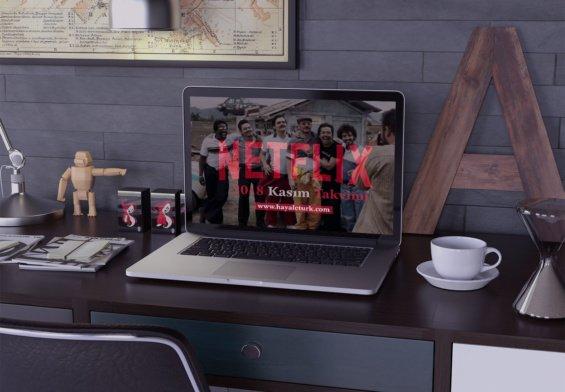 Netflix Türkiye 2018 Kasım Ayı Takvimi