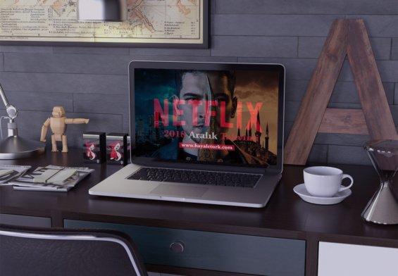 Netflix Türkiye 2018 Aralık Ayı Takvimi