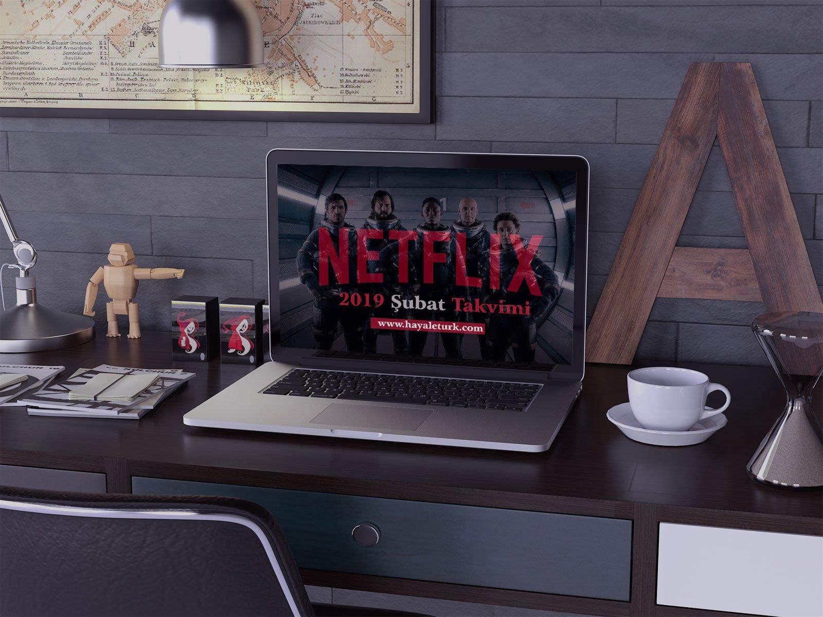 Netflix Türkiye 2019 Şubat Ayı Takvimi