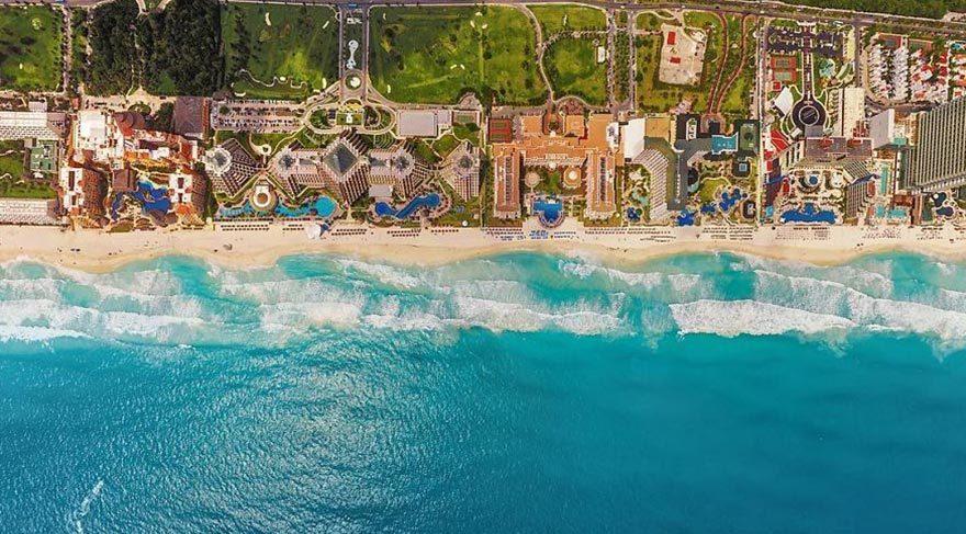 Cancun-Meksika